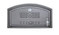 Дверка для хлебной печи с термометром (28 х 49 см/18х44,2 см)