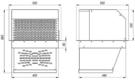 Моноблок потолочный Полаир MM 115 ST, фото 2
