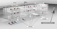 Установка систем усиления GSM/CDMA сигнала