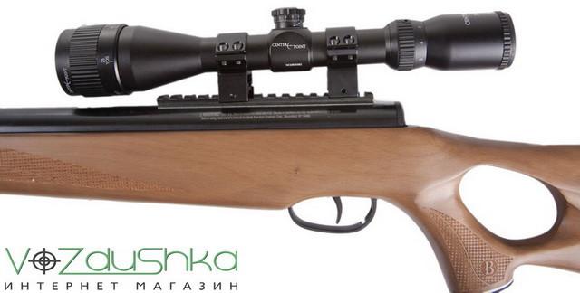 оптический прицел на винтовке benjamin np xl 1500