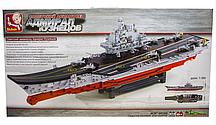 "Конструктор SLUBAN ""Авианосец Адмирал Кузнецов"" M38-B0388, 1875 дет"