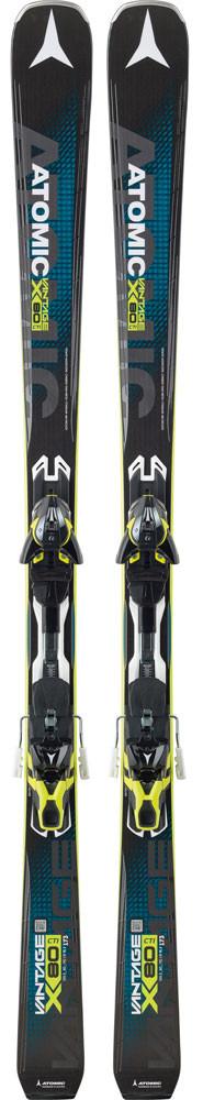 Горные лыжи Atomic VANTAGEx80 CTI & XT 12 black/blue (MD)