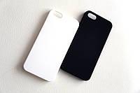 Чехол пластиковый для iPhone 5/5S матовый, фото 1