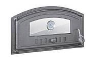 Дверка для хлебной печи c термометром (28 х 49 см/18х44,2 см)