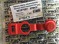 Крышка защитная плюсовой клеммы аккумулятора (+) Lanos,Sens,Nubira,Leganza Ланос сенс 96187087\96160454, фото 1
