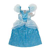 Карнавальное платье на девочку Золушка (бальное платье)