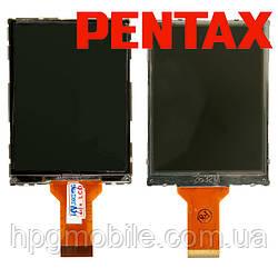 Дисплей (экран) для цифрового фотоаппарата Pentax M30, Pentax L30, оригинал