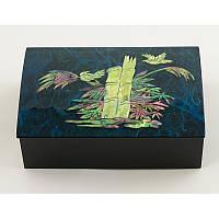 Шкатулка перламутровая маленькая «Бамбук», фото 1