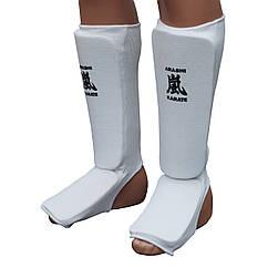 Защита ног (Чулки) ARASHI KARATE White