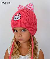 Зимова шапка Марі для дівчаток