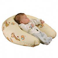 Подушка для кормления новорожденных Лежебока