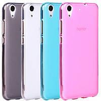 Силиконовый чехол для Huawei Y6 II / Y6 2 / Honor 5A