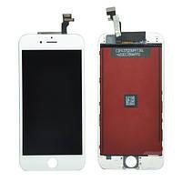 Дисплей для iPhone 6 с сенсорным экраном (белый) Oригинал