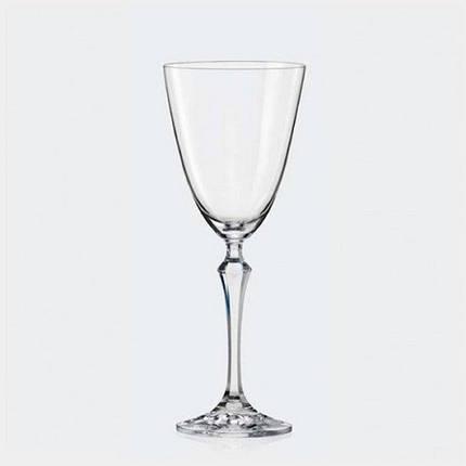 Набор бокалов для вина (190 мл/6 шт.) BOHEMIA Elisabeth b40760-168508, фото 2