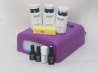Стартовый набор гель-лаков KODI (9 предметов)