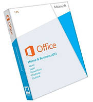 Программное обеспечение MS Office 2013 Home and Business 32-bit/x64 Russian DVD BOX (T5D-01761)