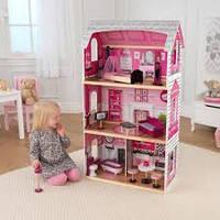 Кукольный домик KidKraft Pink and Pretty