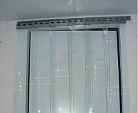 Лента ПВХ для двери, материал 200х1,5 хлад. 2м