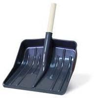 Лопата снеговая пластмасовая