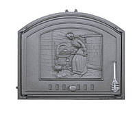 Дверка для хлебной печи (48,5х41 см/43,5х36,5 см)