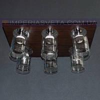 Потолочная люстра для низких потолков шестиламповая KODE:462362