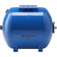 Бак для насосной станции на 50 литров. Гидроаккумулятор  AquaSystem VAO 50