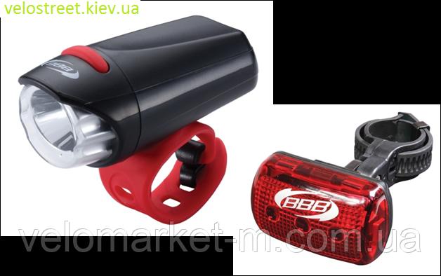 Комплект велосипедных фар BBB BLS-76