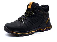 Ботинки зимние Columbia Nubuck Black