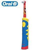 Зубная щетка детская на аккумуляторе Oral-B D10.513