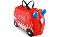 Детский чемодан на колесах Trunki Frank