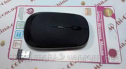 Мышь оптическая беспроводная в стиле rapoo black, фото 2