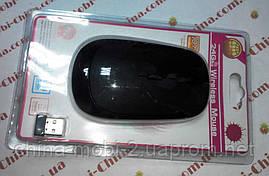 Мышь оптическая беспроводная mouse 3500 в стиле rapoo, black, фото 3