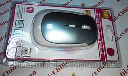 Мышь оптическая беспроводная в стиле rapoo, silver, фото 3