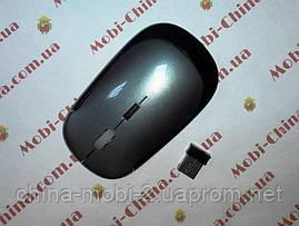 Мышь оптическая беспроводная в стиле rapoo, grey, фото 2
