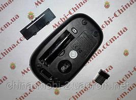 Мышь оптическая беспроводная в стиле rapoo, grey, фото 3