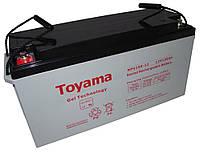 Гелевая аккумуляторная батарея Toyama 150Ah 12V