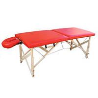 Массажный стол деревянный Вариант А68, Белоцерковские Массажные Столы