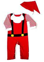 """Новогодний костюм """"Санта"""" 56"""