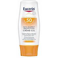 Eucerin (Эуцерин) Крем-гель солнцезащитный SPF-50 для тела 150 мл