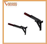Брусья настенные складные, подъемные брусья для дома Viking, фото 1