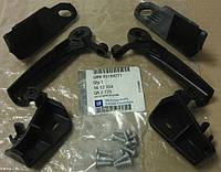 Кронштейны (крепление фар , ремонтный комплект на две (2) фары) крепления передних фар GM 1612354 93189271 OPEL Corsa-D до 2011 года (до рестайлинга)