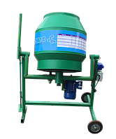 Бетономешалка Скиф БСМ 120 (объем 120 литров)