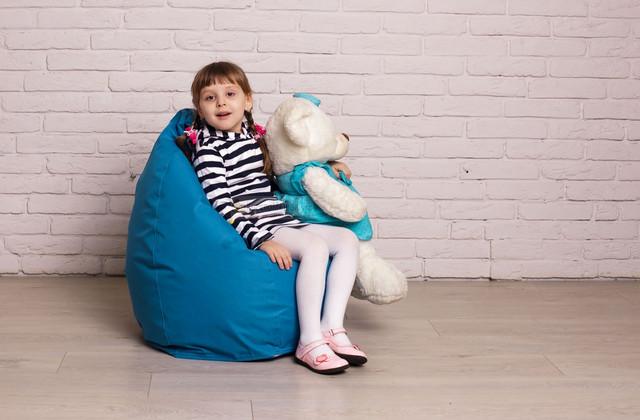 Кресло мешок груша детская