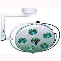 Светильник операционный L2000 6-II шестирефлекторный Биомед