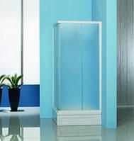 Прямоугольная душевая на с раздвиж. дверц. Kolpa-San Quat TKK 90x90 см 729556
