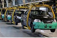 В Украине стали производить на порядок больше автомобилей