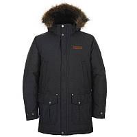 Мужская куртка Columbia  TIMBERLINE RIDGE™ JACKET черная WM4128 011