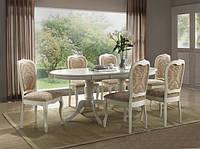 Кухонный стол  Anjelica bianco