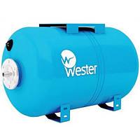 Бак для насосной станции на 100 литров. Гидроаккумулятор Wester WAO 100