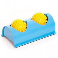 Мячи игольчатые на подставке (для ног) М-404 Тривес